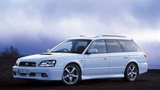 スバル・レガシィ ツーリングワゴン (3代目 '98-'03):中古車購入インプレッション/評価 [BE/BH]