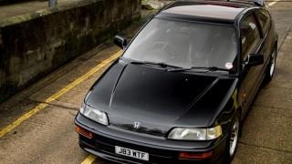 ホンダCR-X(EF8 '90)の口コミ評価:新車購入インプレッション
