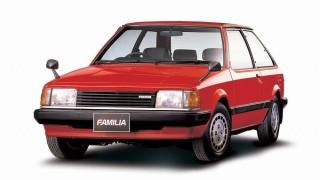 マツダ ファミリア (5代目 BD '80-'85):大ヒットした第1回日本カー・オブ・ザ・イヤー受賞車