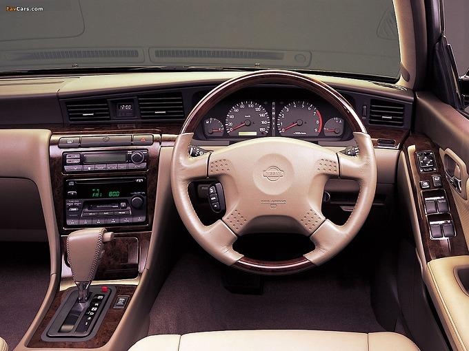日産 ローレル クラブs C35 の口コミ評価:中古車購入インプレッション
