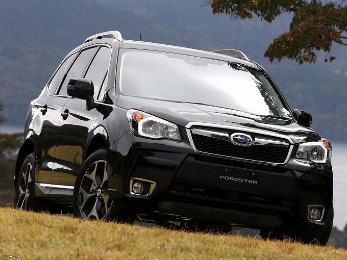 出典:favcars.com スバル フォレスター '12