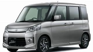 スズキ スペーシア カスタムTSの口コミ評価:新車購入インプレッション