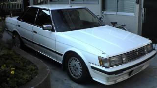 トヨタ・マークⅡ(GX71)の口コミ評価:中古車購入インプレッション