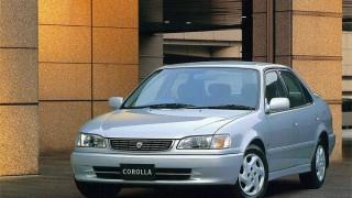 トヨタ・カローラ (E11 5MT):中古車購入インプレッション/評価