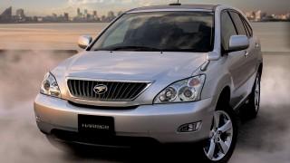 トヨタ ハリアー(2代目 '08)の口コミ評価:新車購入インプレッション
