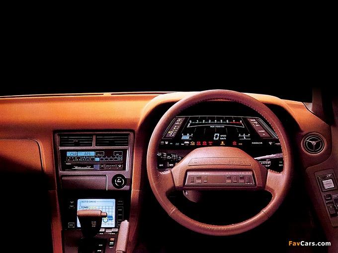 トヨタ ソアラ 2代目 Z20 1986 1991 :2drハイソ・カーを代表する名車