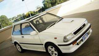 トヨタ スターレット ターボS(EP-71):新車購入インプレッション/評価