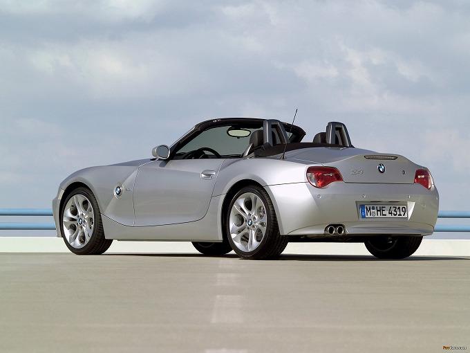 出典:favcars.com BMW Z4 3.0i '05