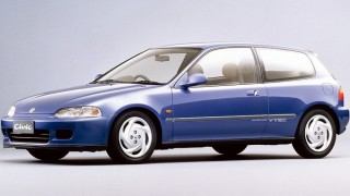 ホンダ シビック SiR II (5代目 EG '93):中古車購入インプレッション/評価