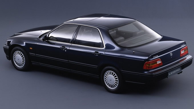 ホンダ レジェンド '90 (出典:favcars.com)