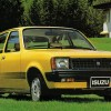 いすゞ ジェミニ (初代 '74-'87):オペル・カデットをベースに開発 [PF50/PF60/PFD60]