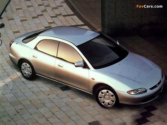 出典:favcars.com マツダ ランティス '93