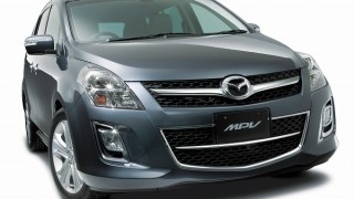 マツダ MPV (3代目 LY '06-)の口コミ評価:新車購入インプレッション