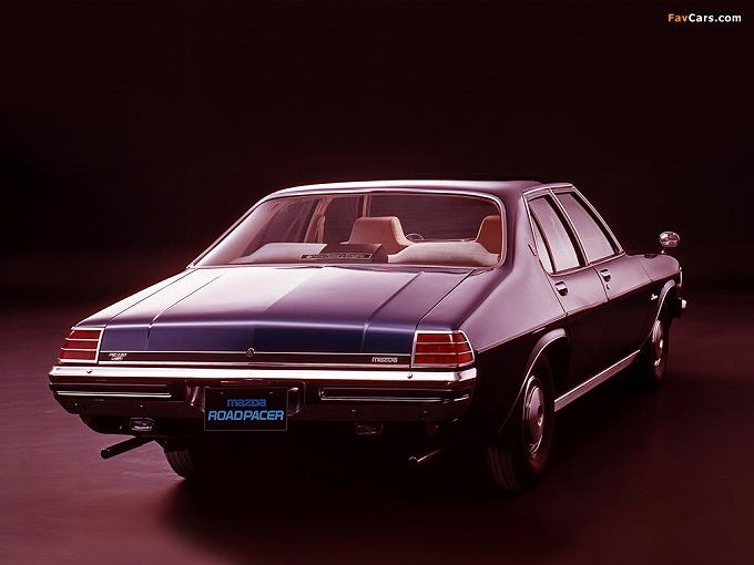 出典:favcars.com マツダ ロードペーサー '75