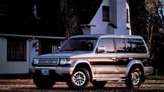 三菱 パジェロ (2代目 '91)の口コミ評価:中古車購入インプレッション