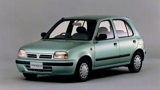 日産 マーチ (2代目 '92-'02):新車購入インプレッション/評価 [K11]