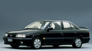 日産 プリメーラ (初代 P10 '90-'95):欧州車を強く意識してヒット