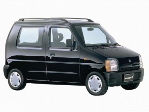 出典:favcars.com スズキ ワゴンR 初代 '93