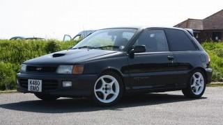 トヨタ スターレットGT (4代目 '89-'95)の口コミ評価:中古車購入インプレッション [EP82]