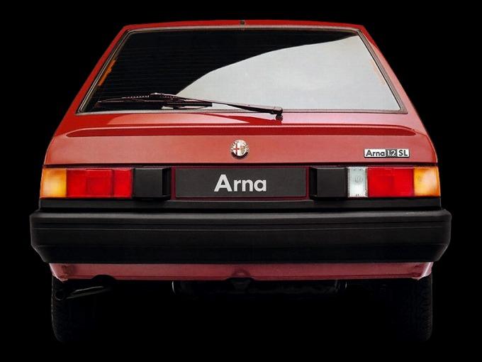 アルファロメオ アルナ SL '83