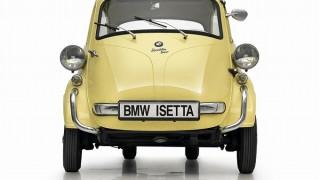 BMW(ISO) イセッタ ('56-'62):バブルカーの愛称で今も愛されるクルマ