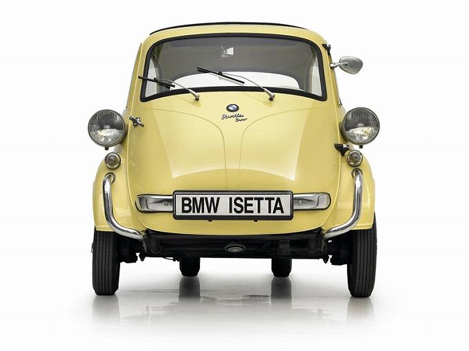 BMW イセッタ300 '56