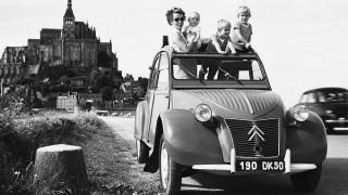 シトロエン 2CV ('49-'90):40年以上愛された偉大なるフランスの大衆車