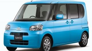 ダイハツ タント Xリミテッド('08)の口コミ評価:新車購入インプレッション
