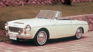 ダットサン フェアレディ (2代目 S310系 '62-'70):国産車初の本格量販スポーツカー