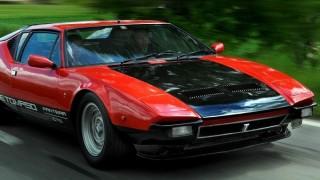 デ・トマソ パンテーラ ('71~'94):伊米合作の量産型スーパースポーツ