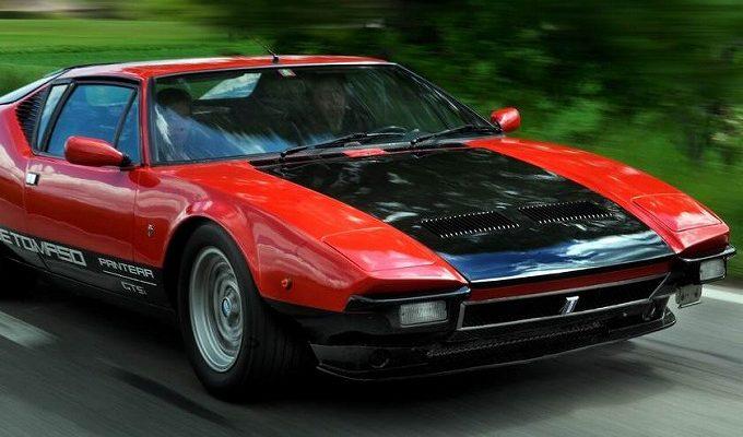 デ・トマソ パンテーラ (1971-1994):伊米合作の量産型スーパースポーツ