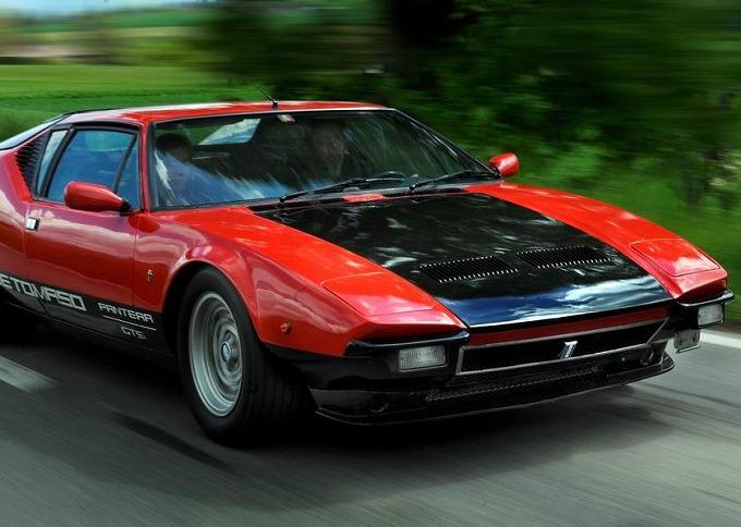 デ・トマソ パンテーラ GTS (出典:radical-classics.com)