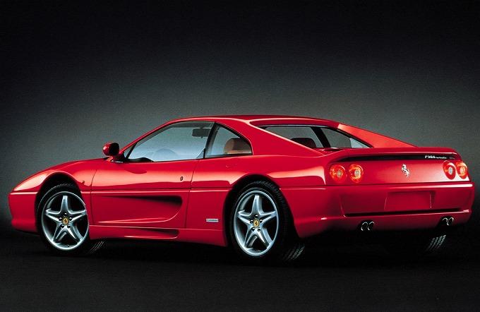 Ferrari F355 1994 (出典:favcars.com)