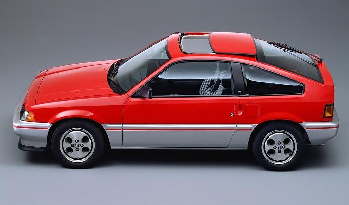 ホンダ バラードスポーツ CR-X '83-'87