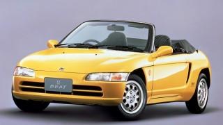 ホンダ ビート ('91-'96):軽自動車初のミッドシップ・スポーツ [E-PP1]