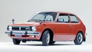 ホンダ シビック (初代 SB1 '72-'79):ホンダ車で初めて世界的な人気を獲得