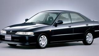 ホンダ インテグラ (3代目 DB6 '99):生産終了の在庫車を格安の120万円で購入