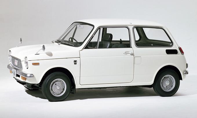 ホンダ N360 '70