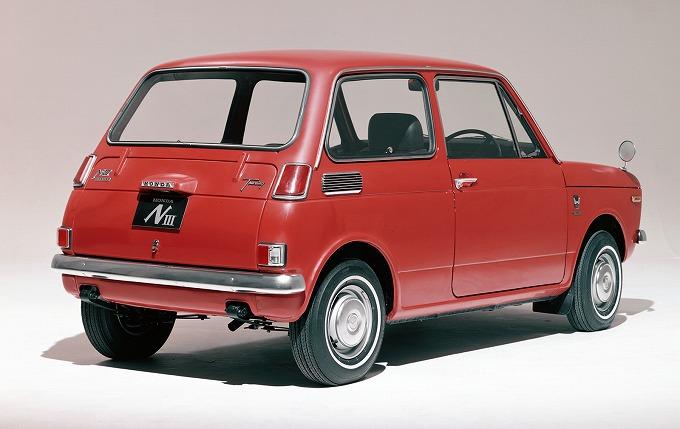 ホンダ N360 Touring Deluxe '70