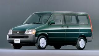 ステップワゴン (初代 '99):中古車購入インプレッション/評価 [RF1]