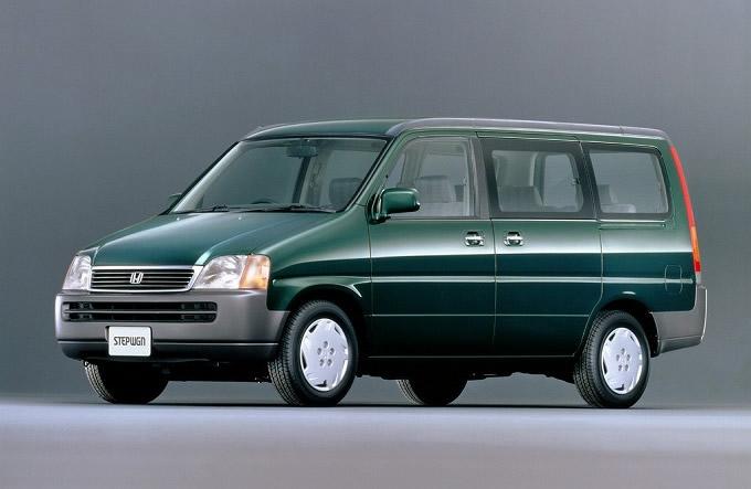 ホンダ ステップワゴン '96 (出典:favcars.com)