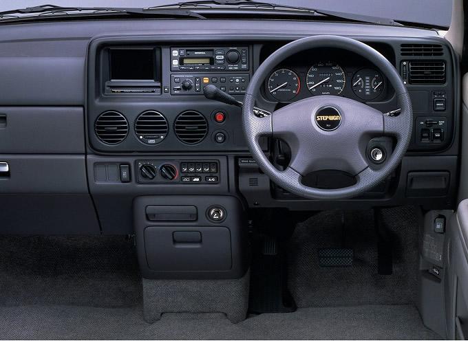 ホンダ ステップワゴン '96