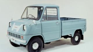 ホンダ T360 (AK250 '63-'67):ホンダの4輪自動車は高性能エンジンの軽トラックから始まった