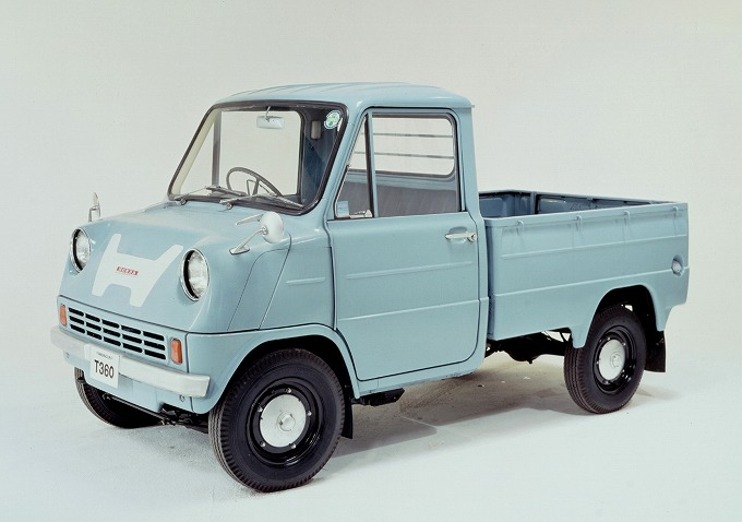 ホンダ T360 '63-'67