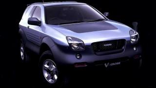 いすゞ ビークロス ('97-'99):SUVとスペシャリティを融合した伝説のクロスオーバー [E-UGS25DW]