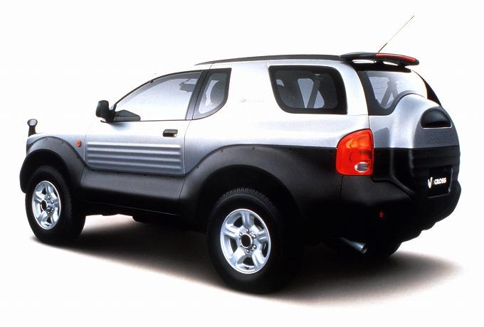 いすゞ ビークロス '97