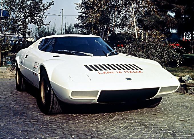 ランチャ ストラトスPrototype '71