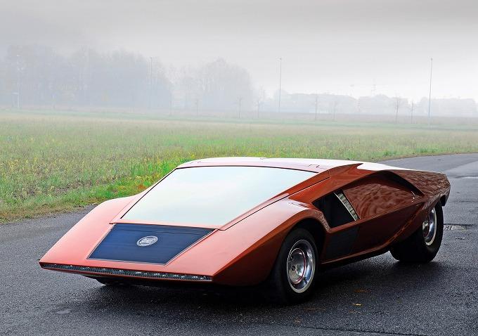 ランチャ ストラトスZero Concept '70
