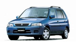 マツダ デミオ (初代 DW '96-'02):マツダの経営危機を救った立役者