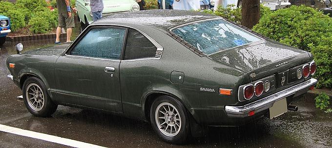 マツダ サバンナGT '72 (出典:wikimedia.org)